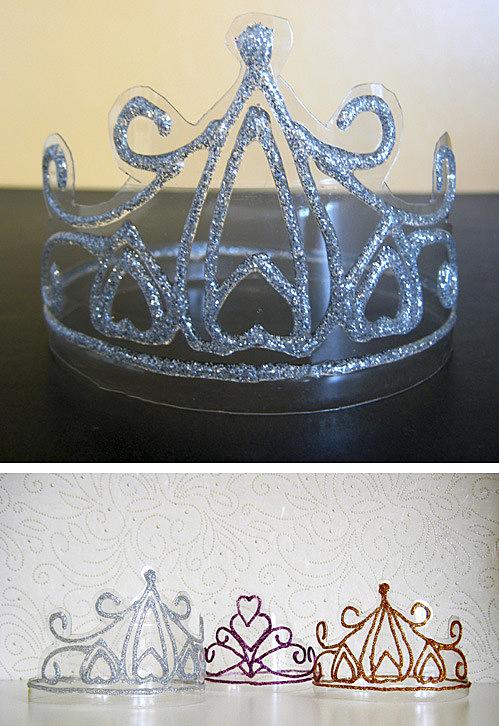 Корона для принцессы своими руками из проволоки