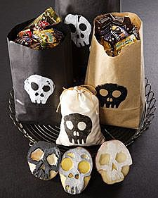 Подарки на Хэллоуин