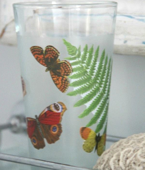 Летние стаканы