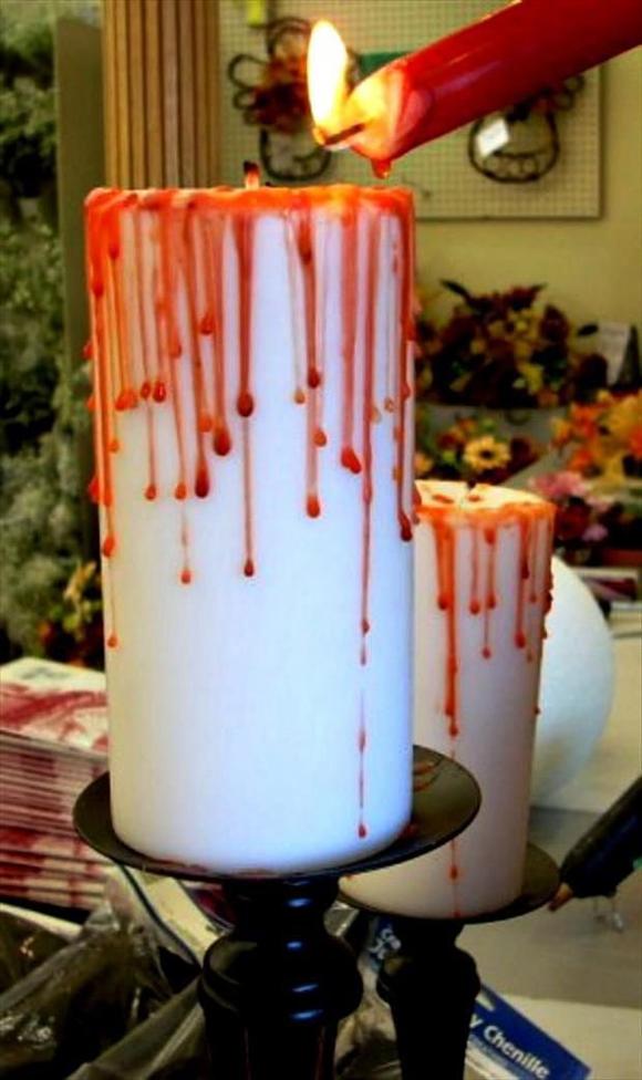 Свеча в крови
