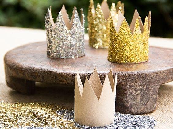 Блестящие короны