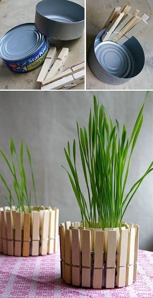 Горшочки для цветов и рассады