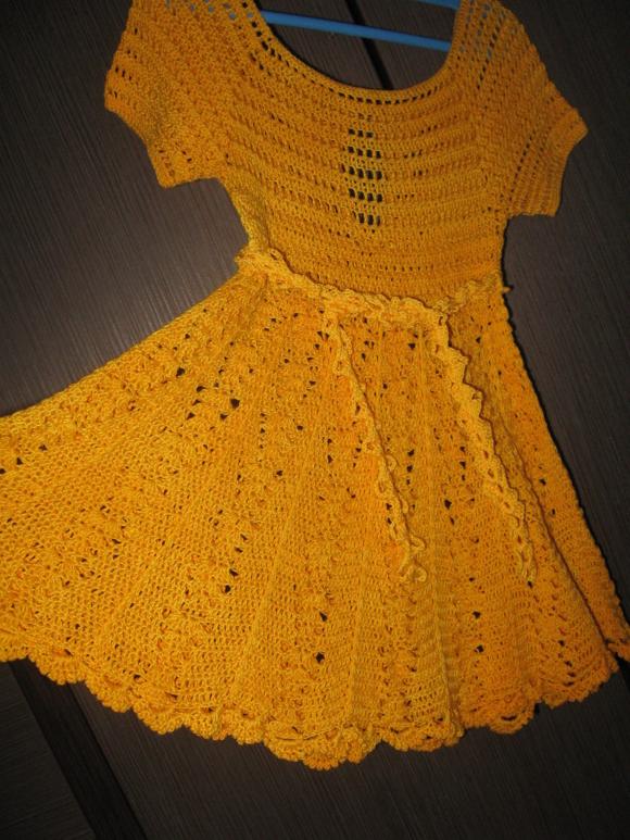 платье для