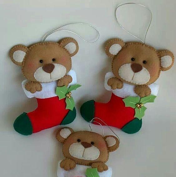 Медвежата в носках