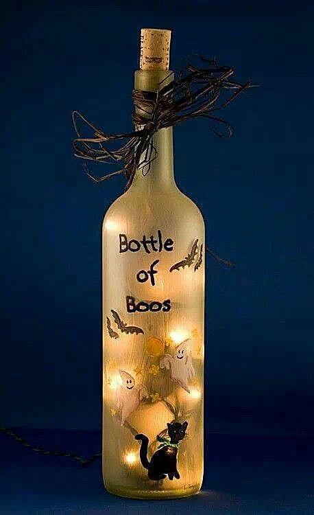Бутылка со страхами