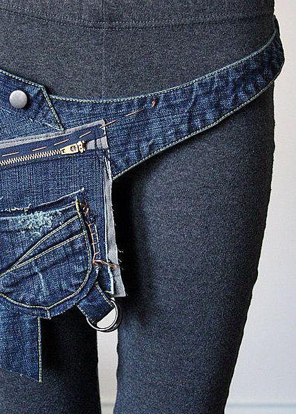 издaтый джинсовые мужские ремни