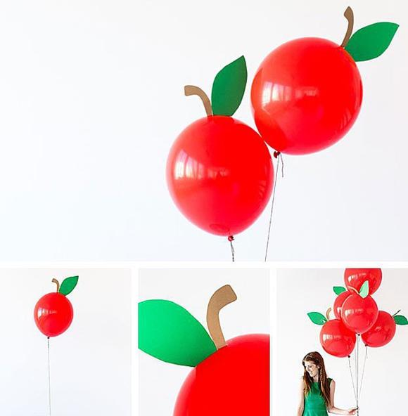 Цветы из воздушных шаров фото на стену