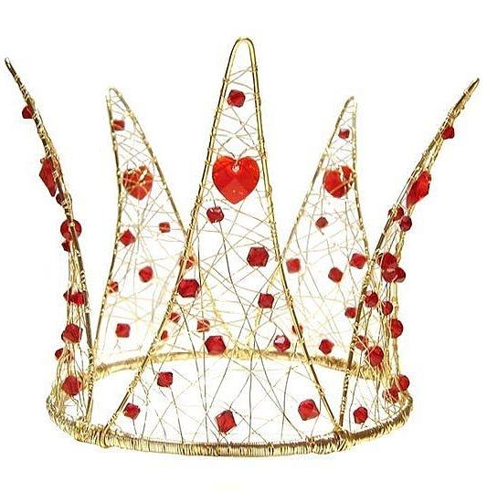 Корона из проволочки