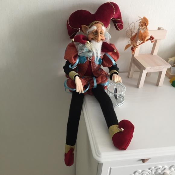 Кукла инте