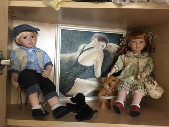 Куклы ручн