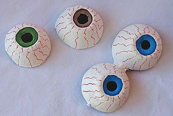 Глаза как настоящие