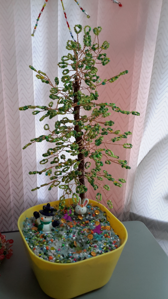 Деревце -4