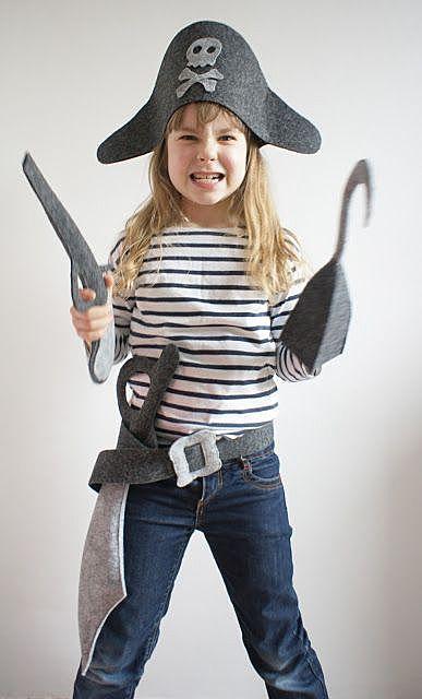 Свирепый пират