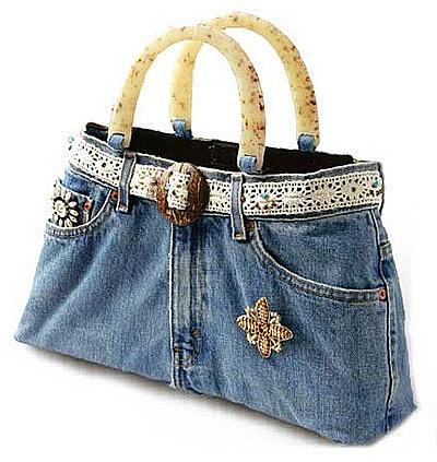 Сумки из джинси своими руками