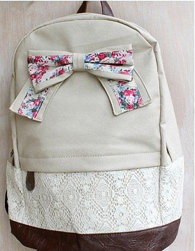 Бант на рюкзаке