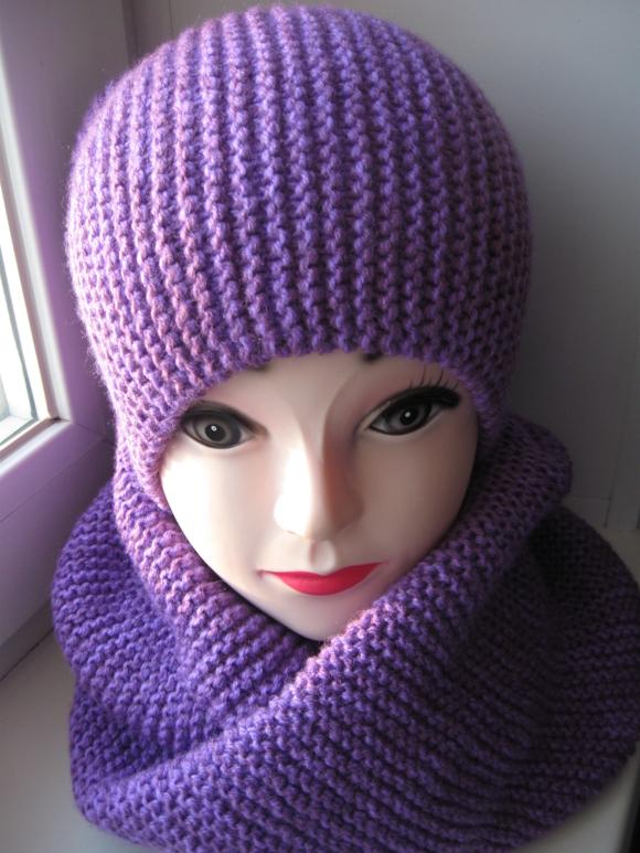 шарф -снуд
