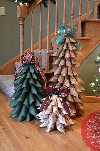 Делать елку на новый год