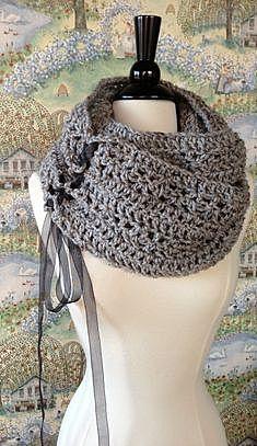Завязки для шарфа