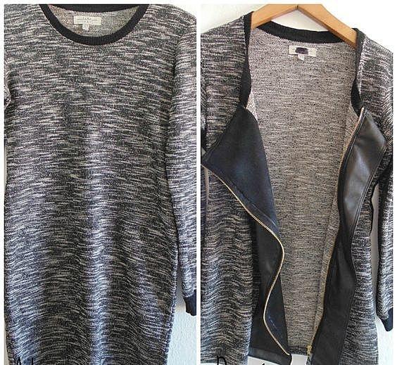 Новая вещь из свитера
