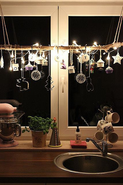 Новый год на кухне