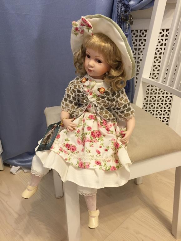 Фото из альбома Куклы для интерьера