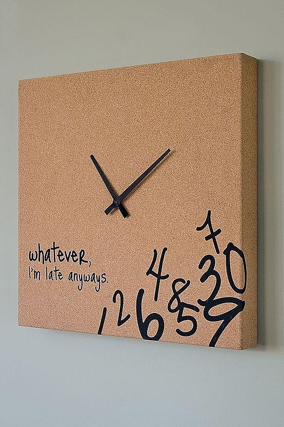 """""""Всё равно, я всегда опаздываю"""""""