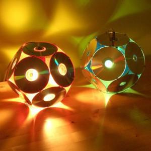 Ночники или светильники для вечеринки