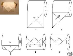 Оригами с приколом