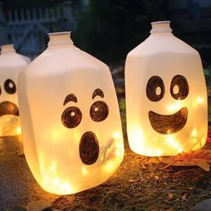 Светильники для Хэллоуина