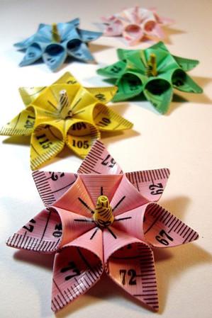 Цветы для упаковки подарков