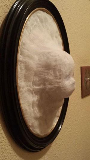 Голова призрака