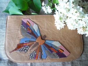 Декор женской сумки