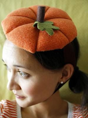 Шляпка-тыковка
