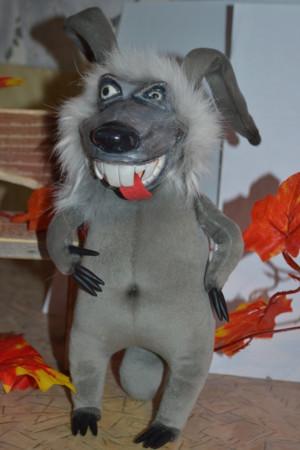 куклы из глины