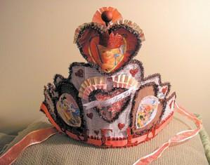 Винтажная корона