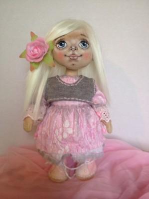 Фото из альбома Куклы ручной работы