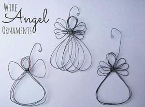 Ангелы из проволоки