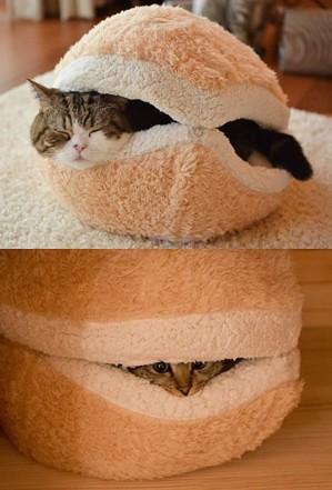 Постель для котика