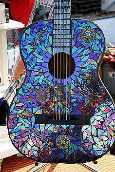 Мозаика для гитары