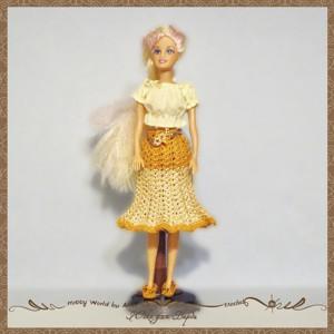 #кукла #юб