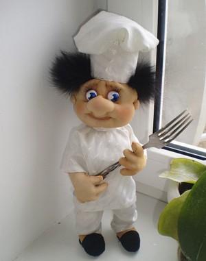 Поваренок на кухню