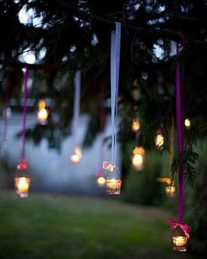 Свечи на ветвях