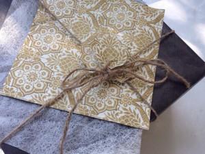 Фото из альбома Упаковка подарков