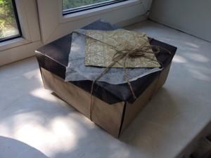 упаковочная бумага из IKEA