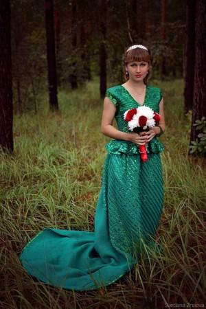 Фото из альбома Мои вязаные платья
