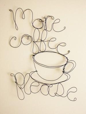 Ещё кофе, пожалуста