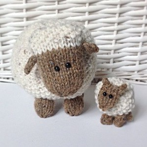 Пара овечек