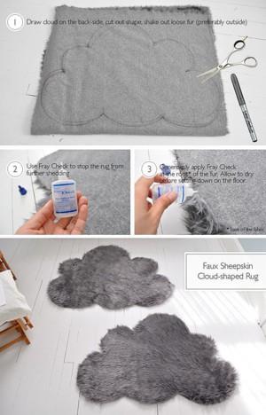 Облако на полу