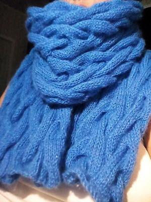шарф из мо