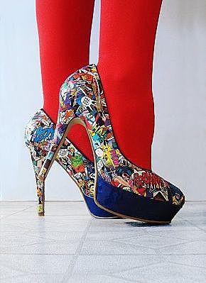 Эксклюзивные туфли